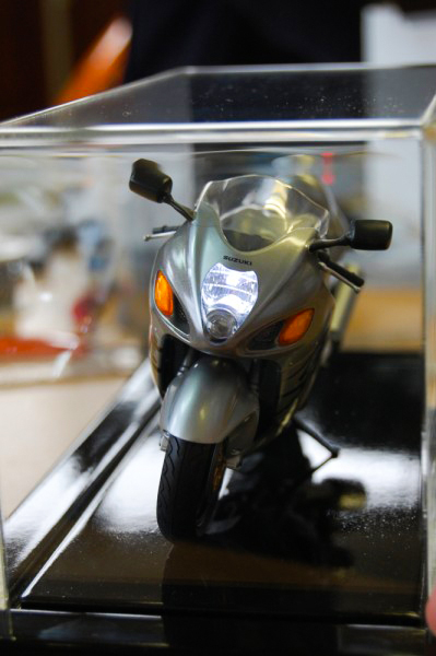Suzuki Hayabusa Makett