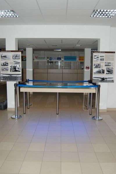 Debreceni Repülőtér Makett