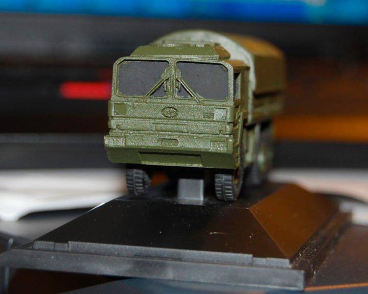 Rába jármű modell