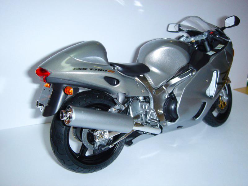 Suzuki Hayabusa Modell