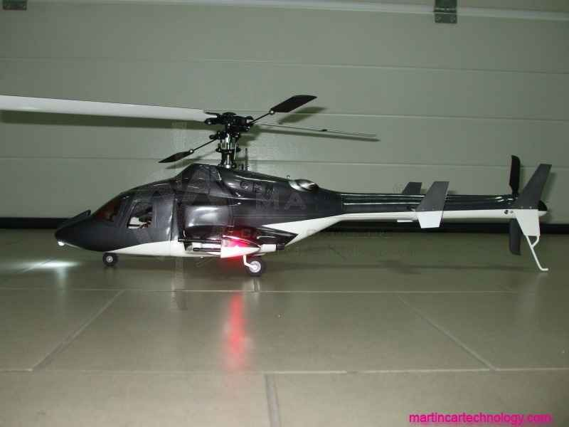 RC Helikopter Modell